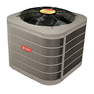 Bryant 123A Preferred Series air conditioner.