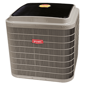Bryant 187B Evolution Series air conditioner.