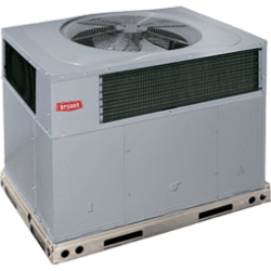 Bryant 677C-C Preferred Series packaged system.