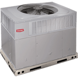 Bryant 677E-B Preferred Series packaged system.