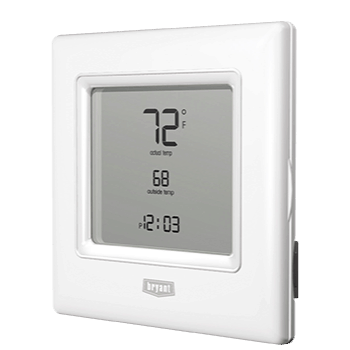Bryant T6-NRH01-B Preferred™ Non Programmable Thermostat