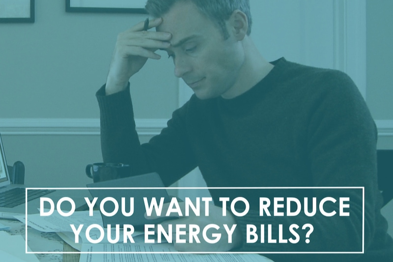 Video - Have Your Utility Bills Jumped?, Do you want to reduce your energy bills?